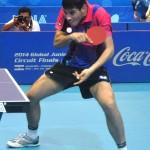 Victorias y derrotas para Latinoamericanos en 2014 ITTF World Junior Circuit Finals