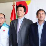 Entrenador Chino trabajara en Bolivia con vista a los Juegos Sudamericanos Cochabanba 2018