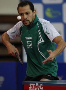 Thiago Monteiro de Brasil de ITTF