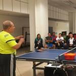 Curso de superación de Tenis de Mesa en Costa Rica