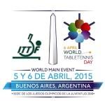 Buenos Aires será la capital mundial del Tenis de Mesa