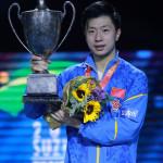 Ma Long es el Campeón Mundial 2015 (VIDEO)