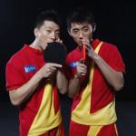 """Zhang Jike: """"Felicitaciones a mi hermano por alcanzar la cima mundial"""""""