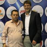 Presidente de la ITTF visitó Latinoamérica