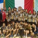 México es el campeón absoluto del Campeonato Centroamericano 2015 sub-11 y sub-13