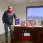 Exitoso curso de entrenadores ITTF Nivel 1 PTT se realizó en Santiago de Chile (FOTOS)