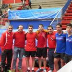 Chile hace historia en el 2015 Chile Open