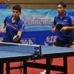 Chile y Brasil conquistaron los títulos de dobles en el 2015 Chile Open