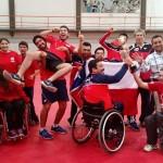 Chile destacó en Copa Tango 2015