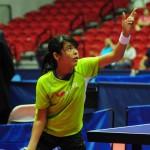 Diaz y Madrid con destacada participación en el 2016 Hungarian Open