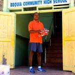 Desarrollando el Deporte en San Vicente y las Granadinas  (VIDEOS & FOTOS)