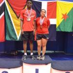 Trinidad y Tobago celebró en el último día del Campeonato del Caribe