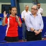 Arrancó  el  Campeonato  Nacional por Equipos 2016 en homenaje  al  Día Mundial del Tenis  de Mesa