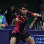 Brian Afanador venció a top-50 en el 2016 Slovenia Open