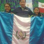 Guatemala arrasa en el Centroamericano de menores