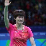 Ding Ning es la campeona olímpica de Rio 2016 (FOTOS)