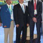 Latinoamérica renueva acuerdo de Desarrollo con ITTF