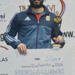 Rodrigo Gilabert se coronó campeón del Abierto Internacional de Paraguay