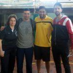 Curso ITTF-PTT Nivel 1 dejó gran legado de amistad en San Rafael, Mendoza (FOTOS)