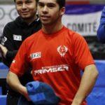 Matias Pino triunfó en el Nacional Paralímpico de Chile
