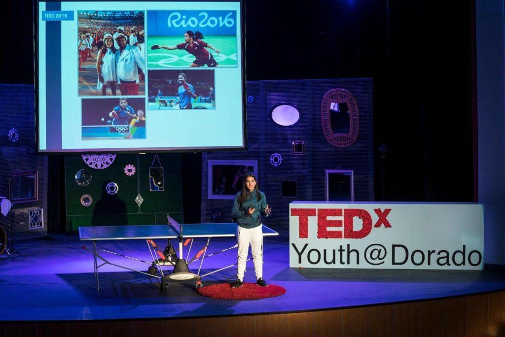 Foto exclusiva cortesía de TEDxYouth @Dorado