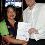 Seminario de Competition Manager ULTM se desarrolló en Barbados (FOTOS)