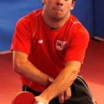 El chileno Matias Pino es el atleta paralímpico de noviembre