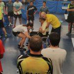 Chile con la mente en el desarrollo de nuevos entrenadores (FOTOS)
