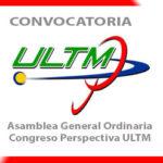 Convocatoria Asamblea Anual y Congreso Perspectiva ULTM 2017