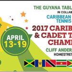 Preparados los Caribeños para el Campeonato Infantil y Juvenil 2017 en Guyana.