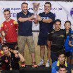 Chile campeón Absoluto del XVIII Campeonato Iberoamericano 2017