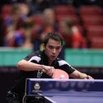 Hugo Calderano se despide del Japón Open 2017