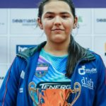 Adriana Díaz es campeona U21 del Seamaster, Czech Open 2017