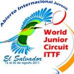 13º Open Juvenil ITTF, El Salvador 2017