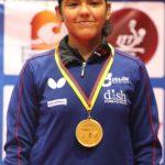 Premio mayor para Adriana Díaz en Panamericano de Mayores