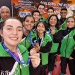 4to lugar para Latinoamérica en Equipos del World Cadet Challenge