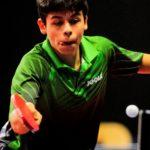 Burgos entre los 8 mejores del Junior & Cadet Open de Hungría