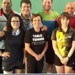 Curso de Entrenadores ITTF-PTT N1 en Mérida, Venezuela