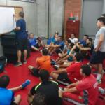 Curso ITTF-PTT N1 para Entrenadores, Medellín, Colombia