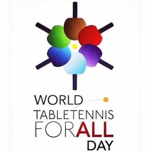 Resultado de imagen para dia mundial del tenis de mesa