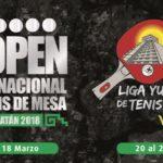 IV Open Internacional Yucatan 2018