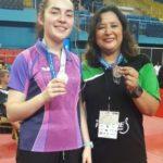 Experiencia de Mónica Miramontes en World Cadet Challenge 2017