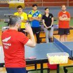 Chile realiza curso de Entrenadores ITTF-PTT Nivel 1