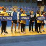 Inicia Campeonato Centroamericano Infantil y Juvenil en El Salvador