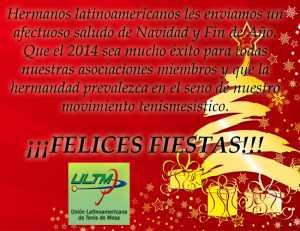 feliz navidad y prospero ano nuevo les desea la ultm ultm feliz navidad y prospero ano nuevo les