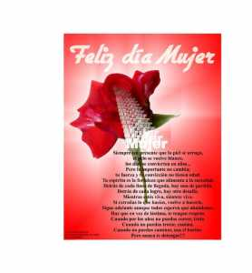 Feliz Dia Mujer Ultm With tenor, maker of gif keyboard, add popular feliz dia de la mujer animated gifs to your conversations. feliz dia mujer ultm